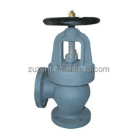 JIS F 7308 10K cast iron angle valves