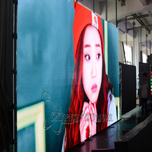 Seamless images Direct view Die casting display flexible stage led screen for concert