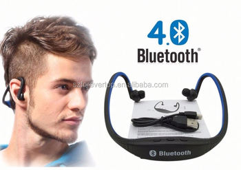 2016 Best selling cheap moneynew bluetooth earphone manufacture