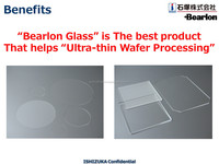 Durable wafer dicing with high-flatness made in Japan!!