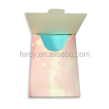 Face Oil Blotting Paper