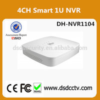 Dahua NVR1104 1SATA HDD with 1080P Realtime Llive View for P2P Dahua Camera