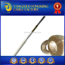 UL5335 600V 450C nickel conductor mica insualted fiberglass braid electric oven heating wire