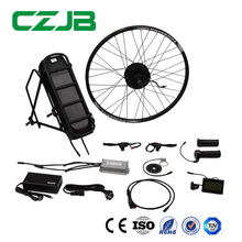 CZJB-92C 350w 36v 26 inch rear wheel e-bike conversion kit for bike