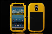 TAKTIK CASE FOR GALAXY S4 i9500 BAR Shockproof Waterproof Rugged Aluminum Metal +Gorilla Glass+ Silicon HYBRID CASE THOR VG