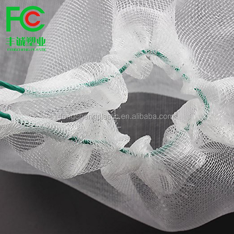 Agriculture pest proof cover net bags, recycled cultivate bags /protective banana insect net bag