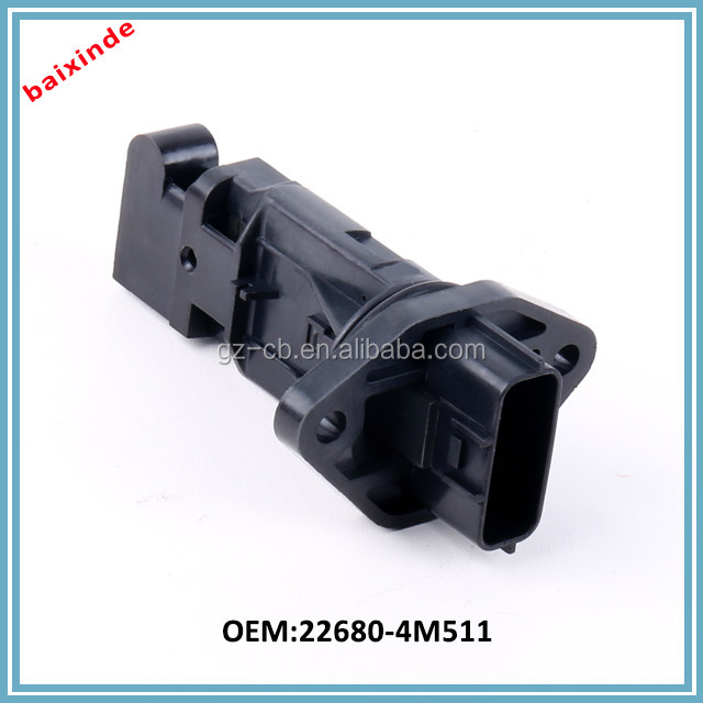 Hot Sale Mass Air Flow Sensors/MAF Sensor 4 PINS OEM 22680-4M511