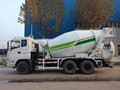 Dongfeng 6x4 and 8x4 8-16m3 3 ton concrete mixer truck for sale
