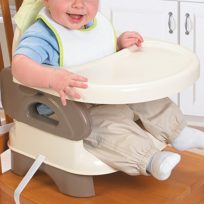 Adjustable Baby Booster Chair Portable Baby Seat
