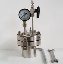 500ml High Quality Stainless Steel Chemical Reactor with Jacketed Layer