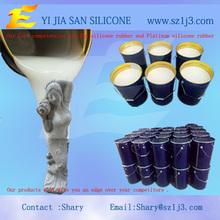 silicone rubber rtv for concrete moulds with high tear resistance