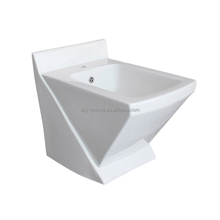 women using sanitary ware porcelain toilet bidet