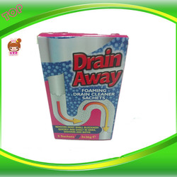 New products Pipeline Drain open Active Powder pipe Cleaner/Pipeline Anti- Block Cleaner