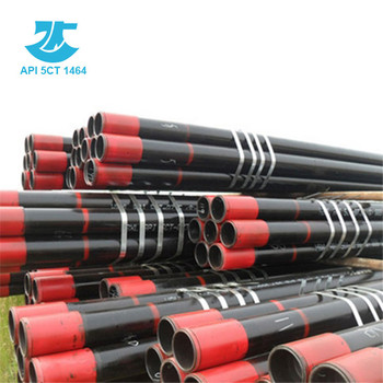 grade l80 oil drill casing pipe manufacturer