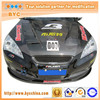 BYC Carbon Fiber Hood for Genesis Coupe 2008-2012, Car Hood vent