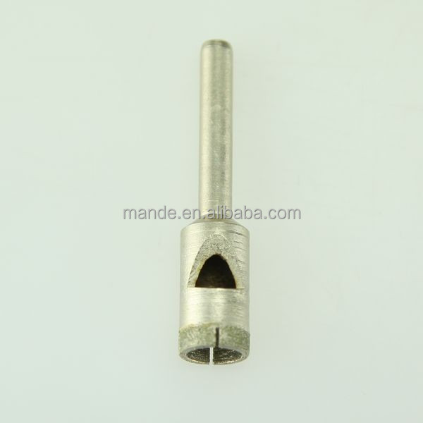 "MDR-12 Diamond Core Dril lseries Diamond Core Drill Bit 1/2"" for stained glass"