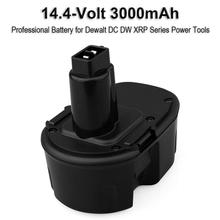 14.4V 3.0Ah Ni-MH Replacement DC9091 Power tool Battery for Dewalt DC DW XRP Series