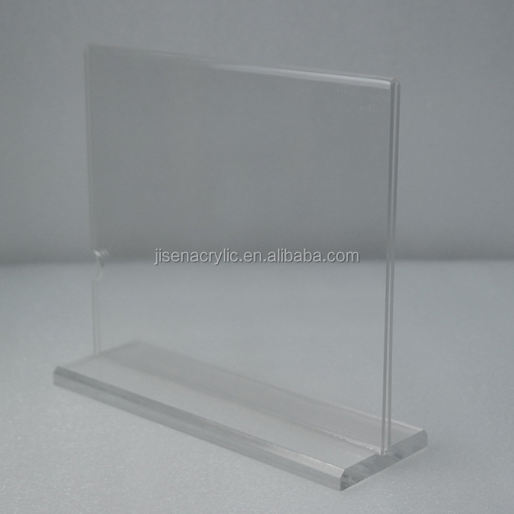 High Transparency Acrylic Plexiglass Plastic Sign Holders,acrylic sheet