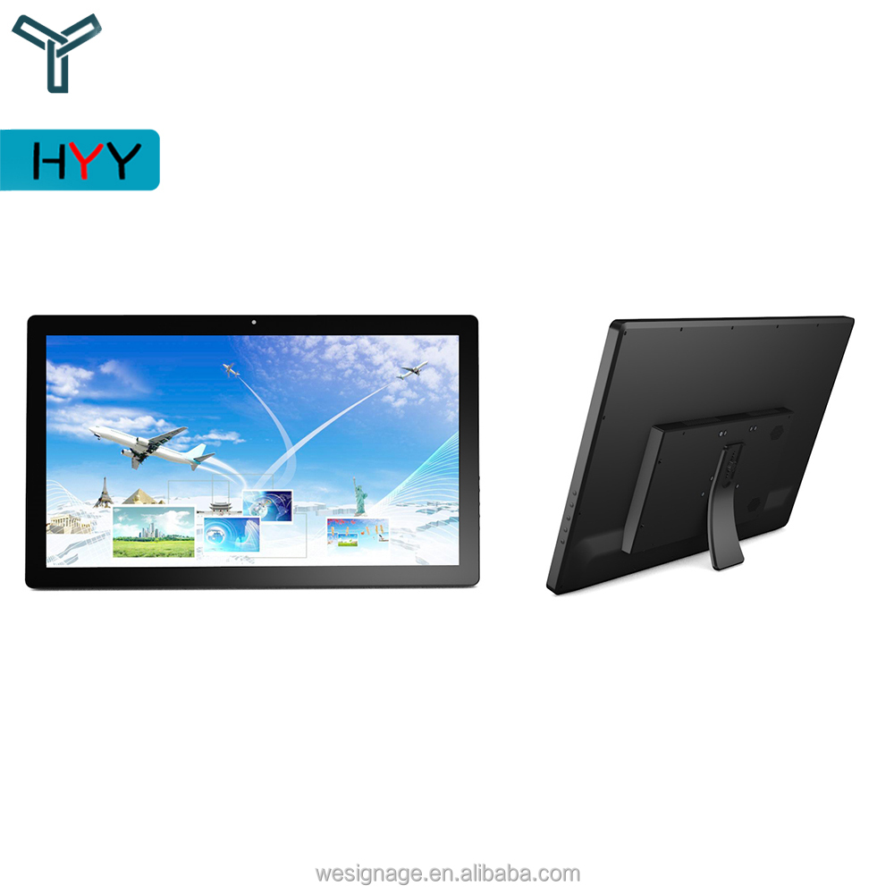 Ultra Thin Cheap 32 inch Android Desktop All in One Touch Screen Computer PC