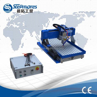 Hot sale 1500w water cooling mini cnc router/ball screw cheap cnc router 6040