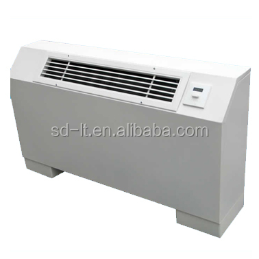 CE certified HVAC floor standing fan coil unit