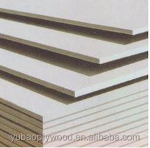 Paper faced Gypsum board plaster ceiling board