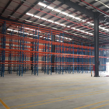 Industrial 50 pitch Ezlock Euro standard rack Pallet Racking for warehouse