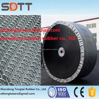 Tongtai brand whole Steel-Mesh Core Conveyor Belt with wear-resisting feature