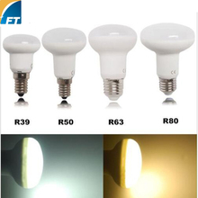 Alibaba china LED light bulb R39 R50 R63 R80 , 100-240V RA90 LED bulb R shape lamp