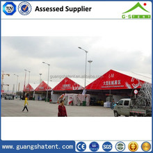 big temporary tent outdoor event party tent