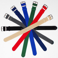 high quality perlon watch strap