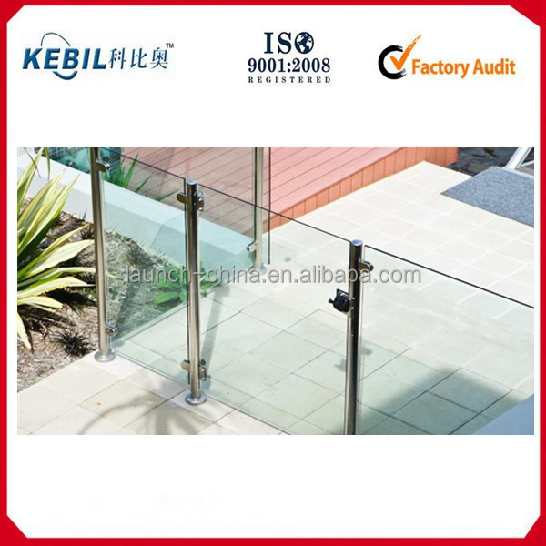 Shenzhen launch 316L stainless steel railings price