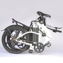 Modern Folding ebike, electric bike with en15194, throttle control e-bike