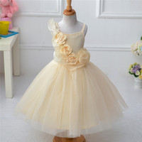 China Alibaba wholesale latest summer children long frocks designs single piece