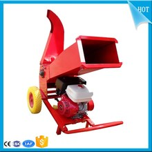 Tractor wood crusher tree branch crusher cutting equipment
