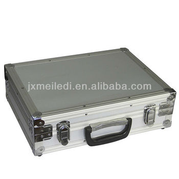 MLDGJ759 Silver excellent quality trunk aluminum cases for tools storage