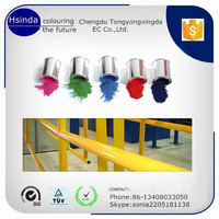 standard Ral color electrical insulation brushed aluminum spray paint