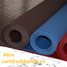hospital mackintosh rubber sheet/Recycle Anti-abrasive rubber sheet