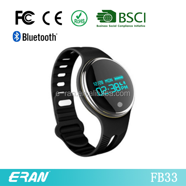 2017 buetooth fitness band,shenzhen factory price for OEM fitness wristband