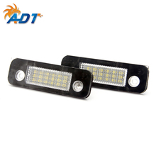 Canbus LED License Plate Light for Fusion Series for Mondeo mk2 with OEM Part No.
