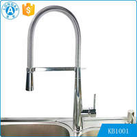 Factory supply modern pullout kitchen faucets