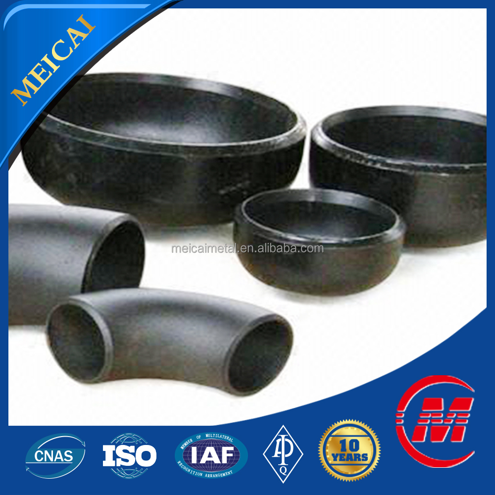 China origin carbon steel seamless pipe fitting