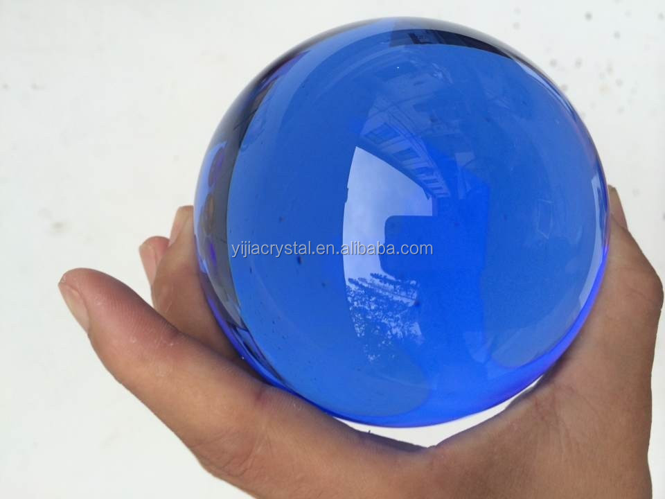 k9 solid crystal ball for decoration