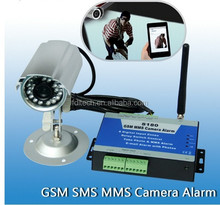 NEW! GSM MMS Camera espion, Spy acamera controller, taking pictures to MMS or email , S180