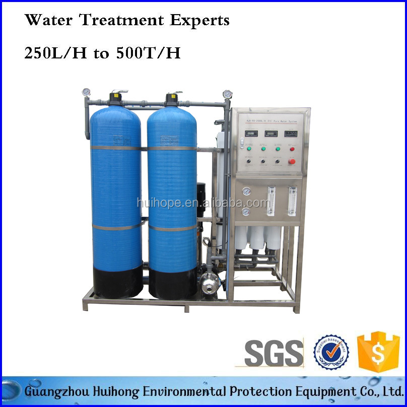 Stainless Steel Pressure Vessel Small Pure Water Plant Water Purifier Filter