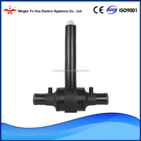 HDPE made in China Pe ball valve plastic hdpe Pe fittings