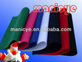 colored non woven polyester felt for craft and phone bag
