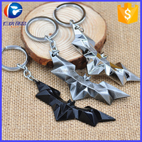 Wholesale New Style Super Hero The Avengers Captain America Shield Metal Keychain Pendant Key Ring Chaveiro Gift For Men Boys