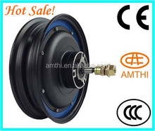 brushless electric motor 48v 3000w, Ce Electric Scooter Brushless Hub Motor