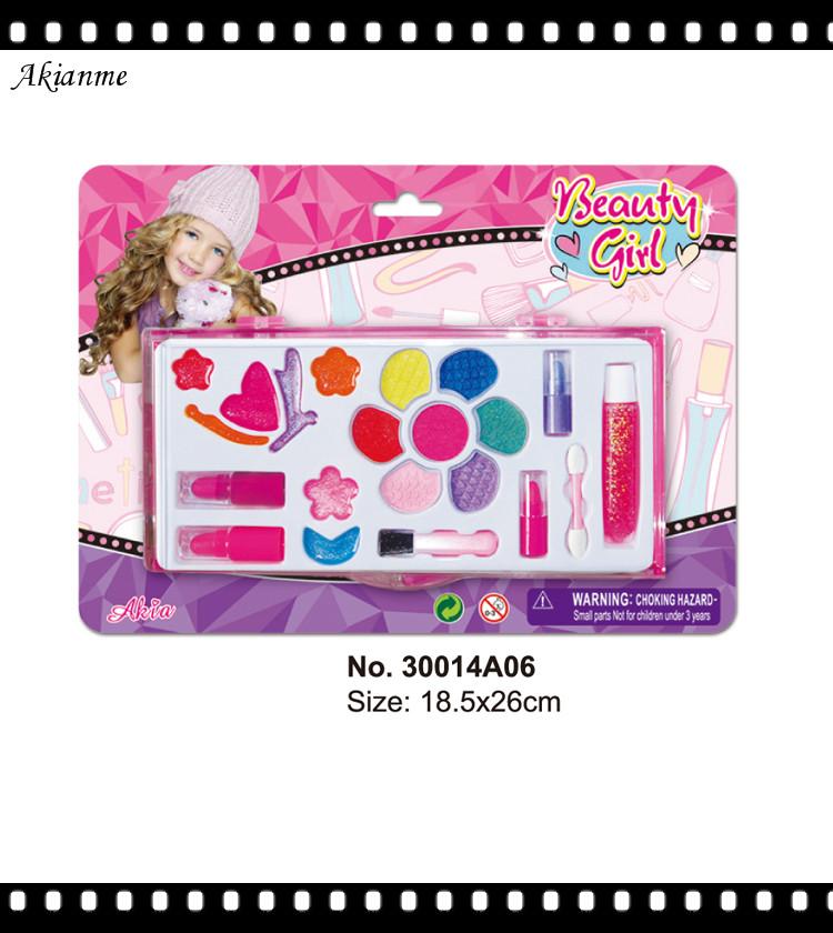 High quanlity makeup set toy dressing table for kids